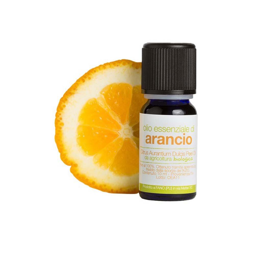 Olio essenziale di arancio dolce Bio - 10ml