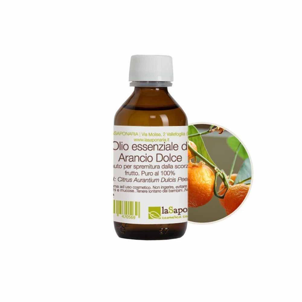 Olio essenziale di arancio dolce 100ml