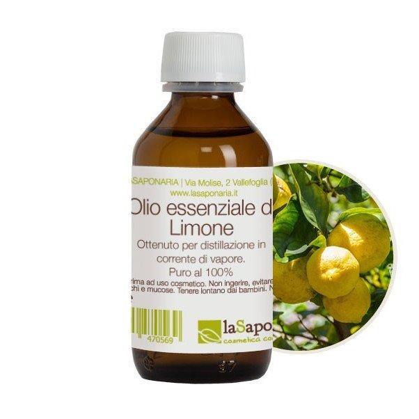 Olio essenziale di Limone 100ml