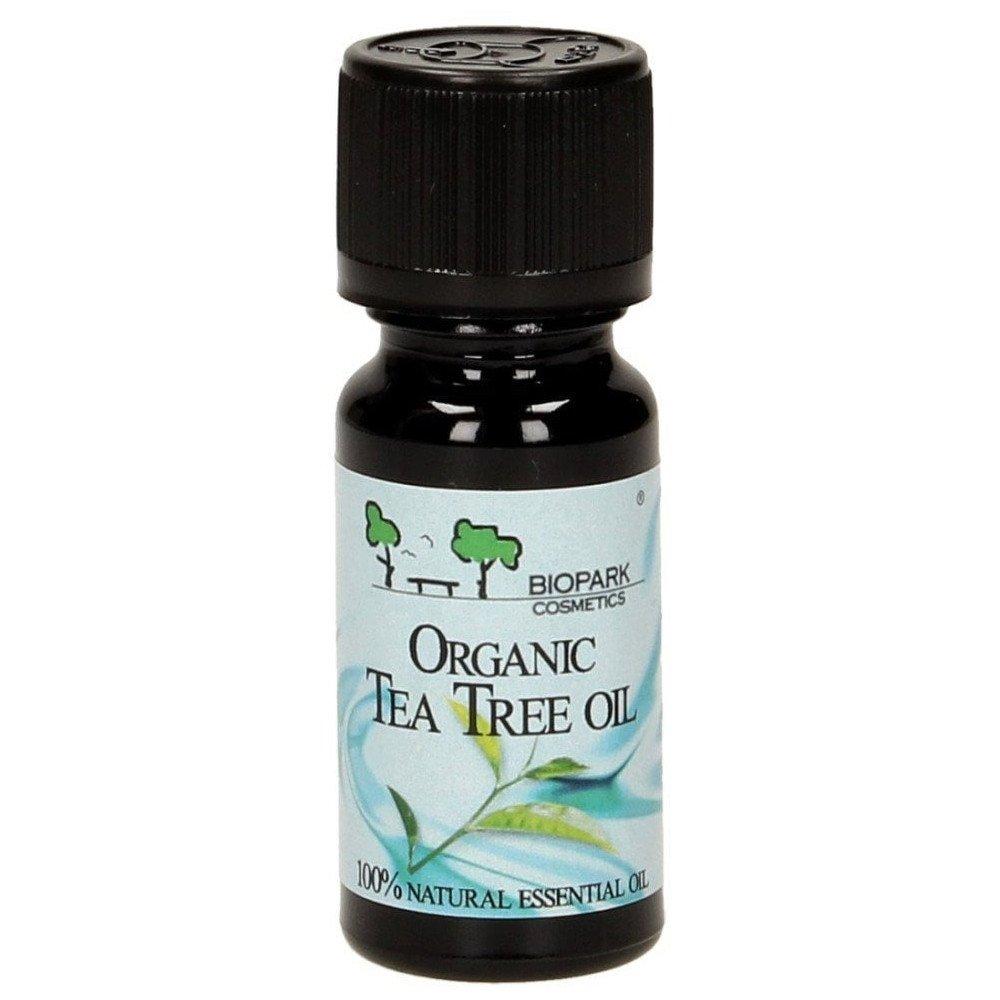 Olio essenziale di Tea Tree Biologico Biopark