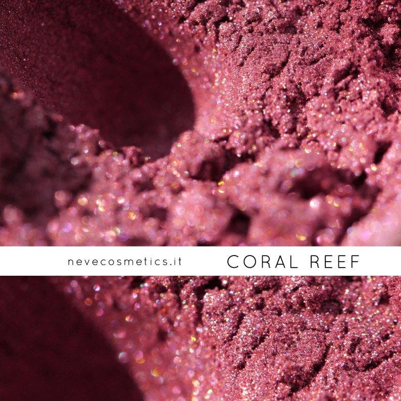 Ombretto minerale Coral Reef