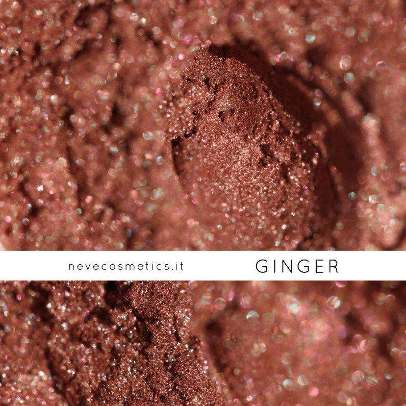 Ombretto minerale Ginger