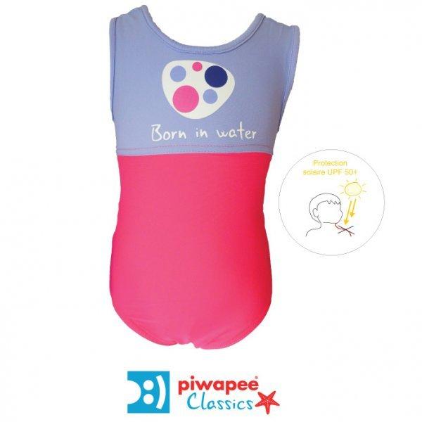 One piece swimming suit Piwapee