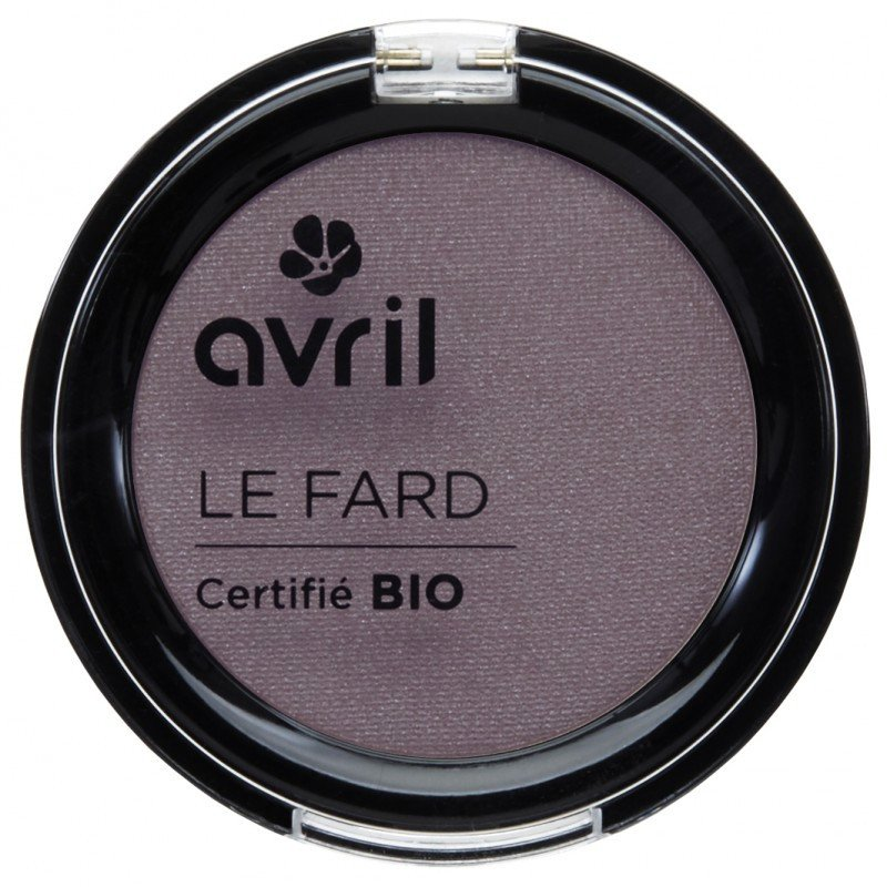 Eye shadow Purple Vendange organic
