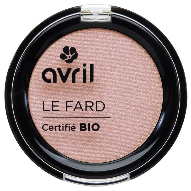 Eye shadow Light pink Aurore organic