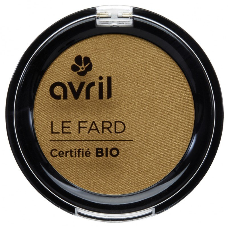 Eye shadow Or Vènitien mat organic