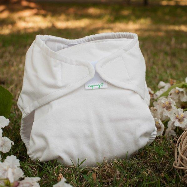 Agunga Pannolino lavabile in Amido - Linea Organica