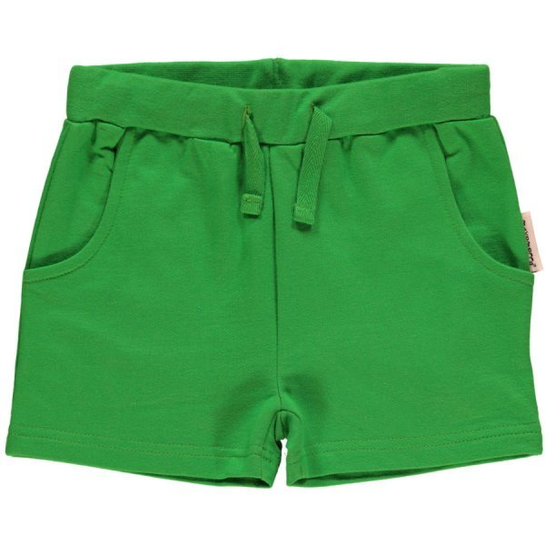 Pantaloncini corti colorati Maxomorra in cotone biologico