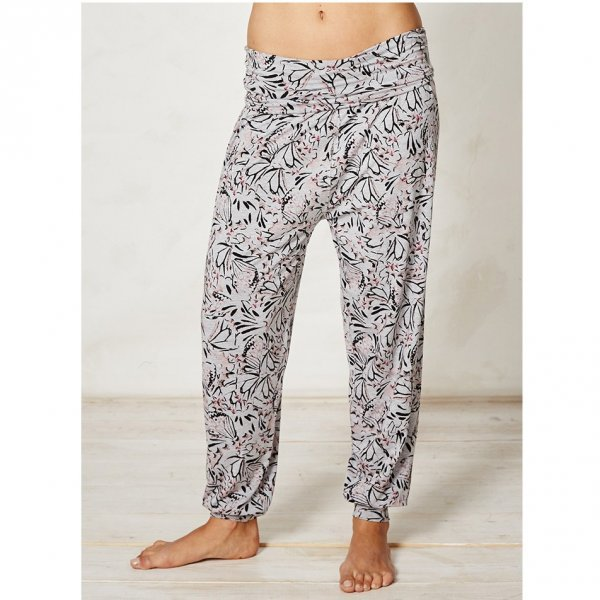 Pantalone donna Dashka Papillon in bamboo