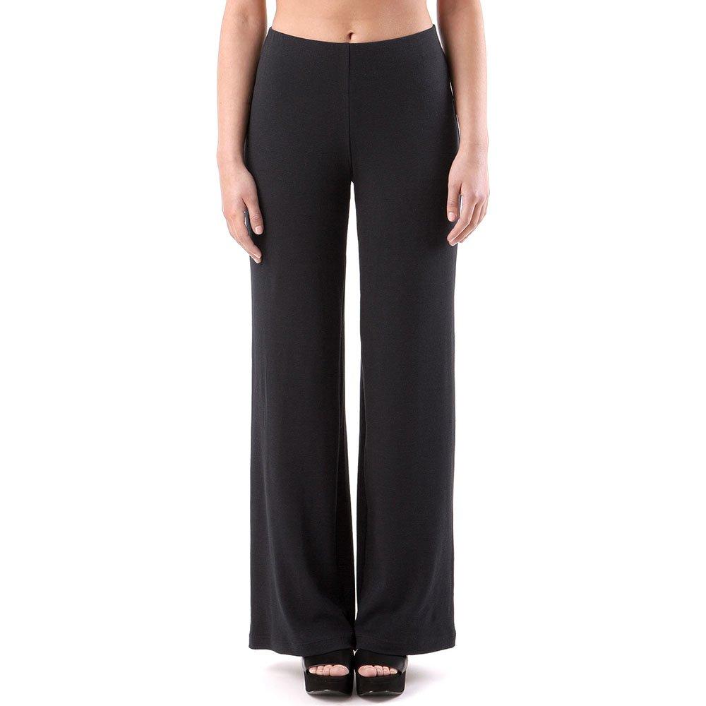 Pantalone Kumla nero in cotone biologico