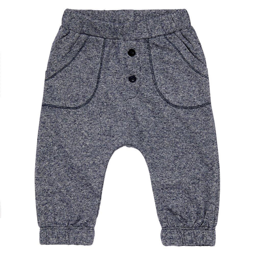 Pantalone Levi in felpa di cotone biologico Sense Organics