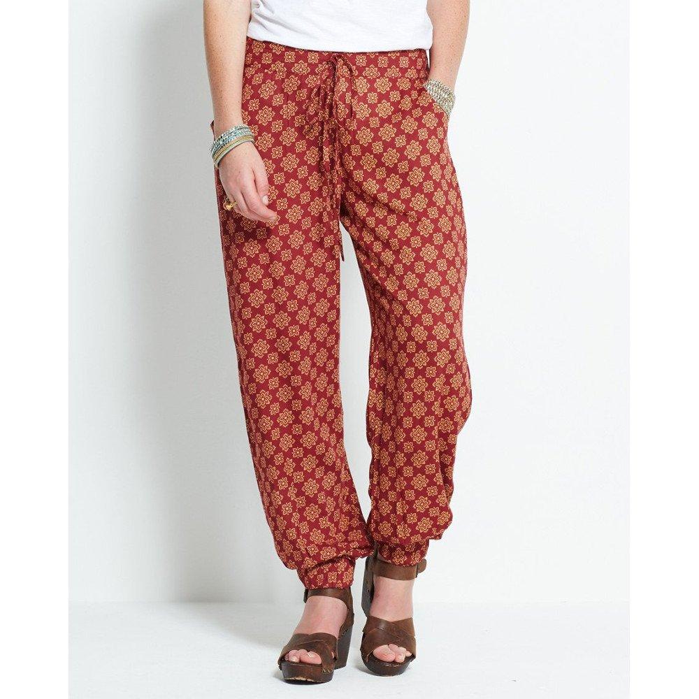Pantalone Harem stampa fantasia