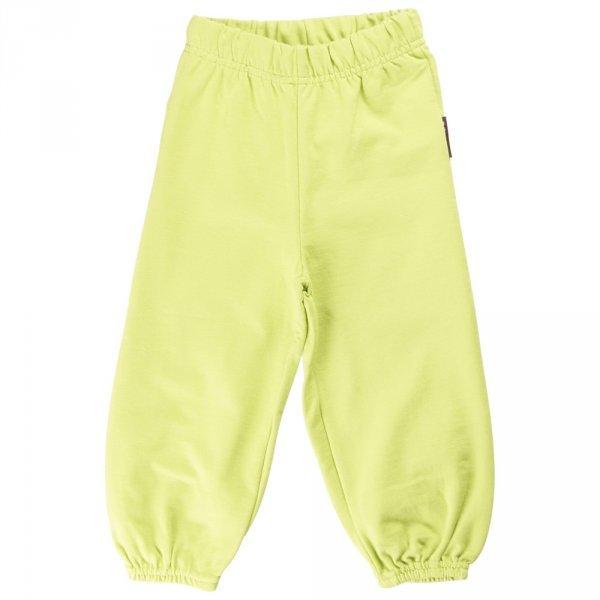 Pantalone unisex Verde in cotone biologico