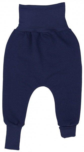 Pantaloni Crawlers in cotone biologico felpato