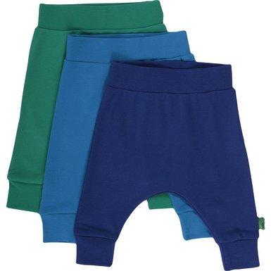 Pantaloni funky unisex in cotone biologico