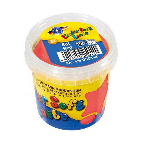 Pasta soffice da modellare colorata - 1 vasetto