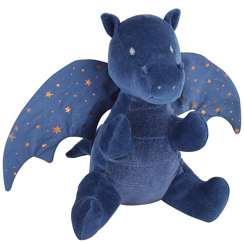 Peluche Drago in cotone biologico