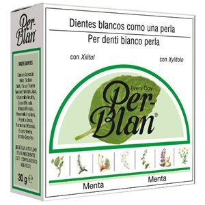 Per-Blan Menta per denti bianco perla