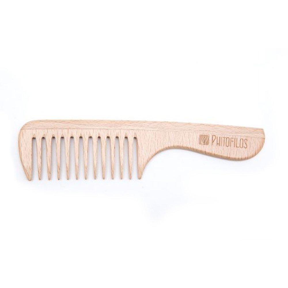 Pettine in legno per capelli