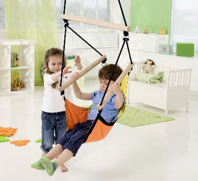 Poltrona sospesa bambini in cotone amazonas for Poltrona bambini