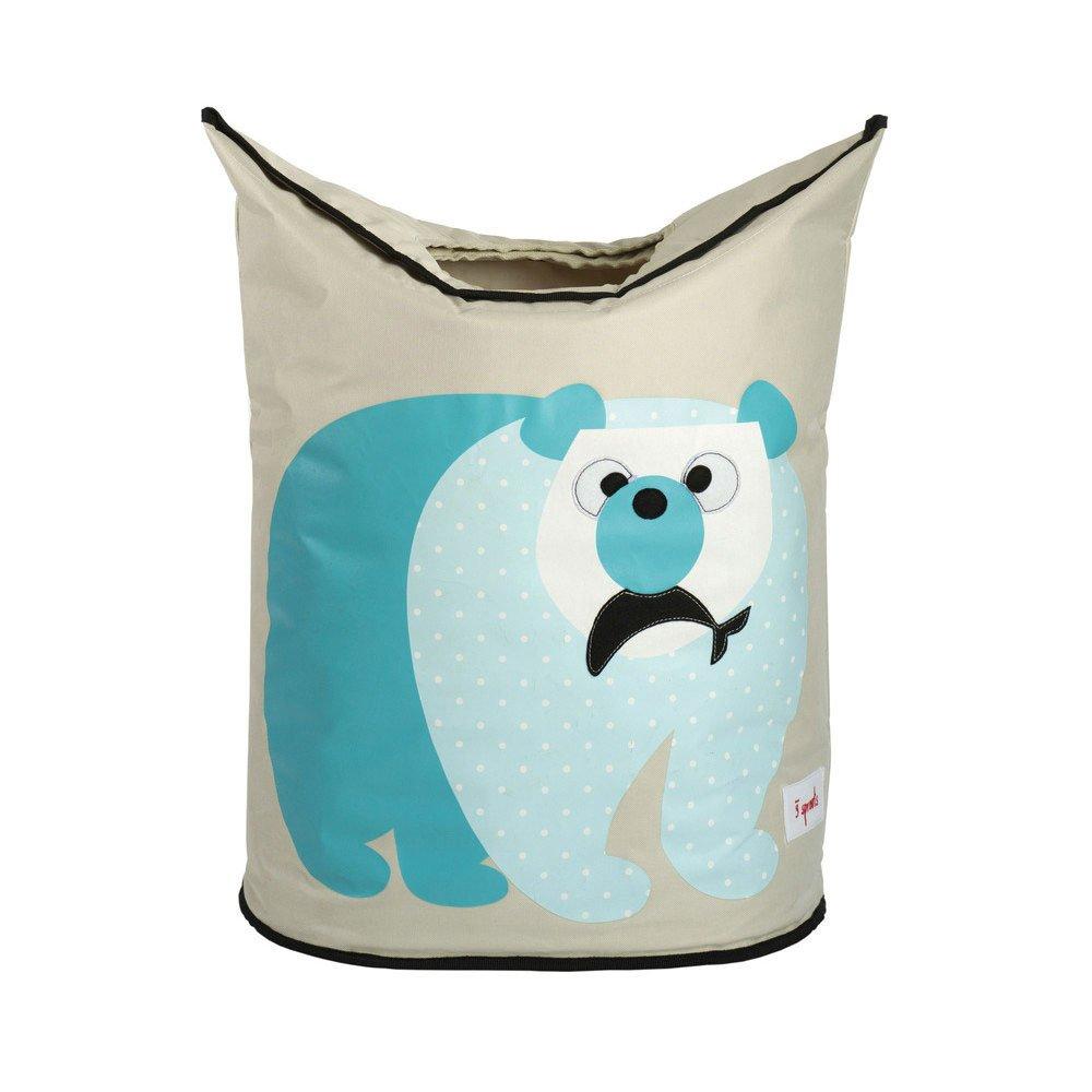 Portabiancheria Orso Polare