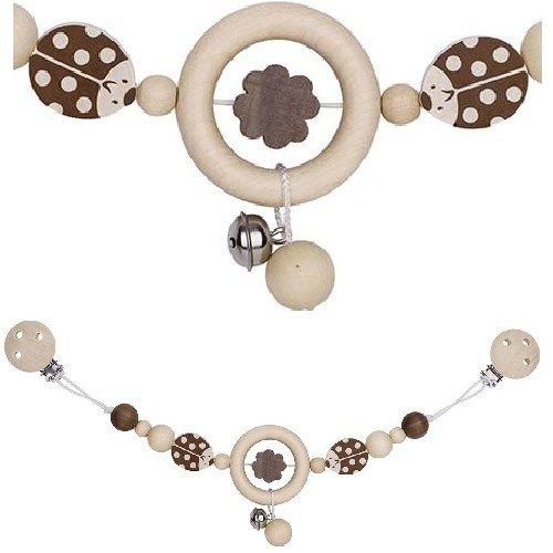 Pram Chain ladybird Nature