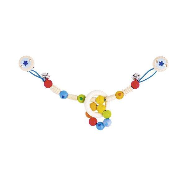 Pram Chain Star Rainbow