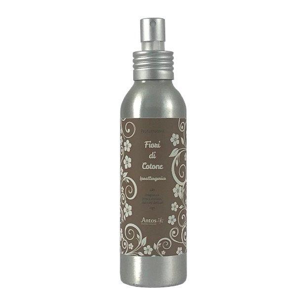 Profumo per ambiente spray ai Fiori di Cotone