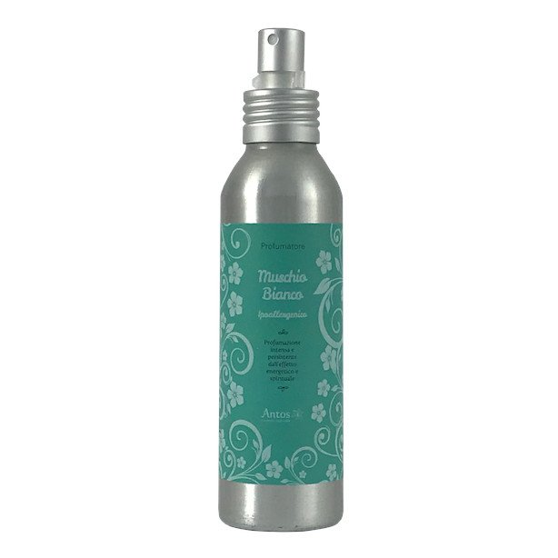Profumo per ambiente spray al muschio bianco