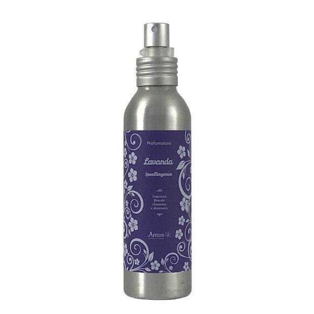 Profumo per ambiente spray alla lavanda