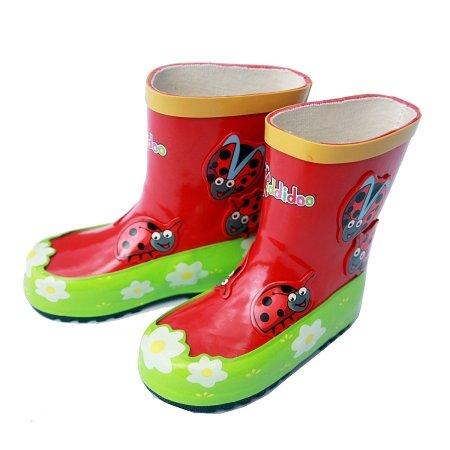 Rain boots Ladybug