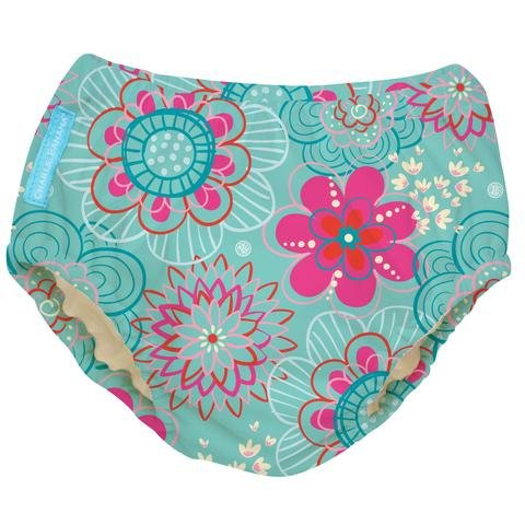2 in 1 swim diaper and training pants Charlie Babana - Medium