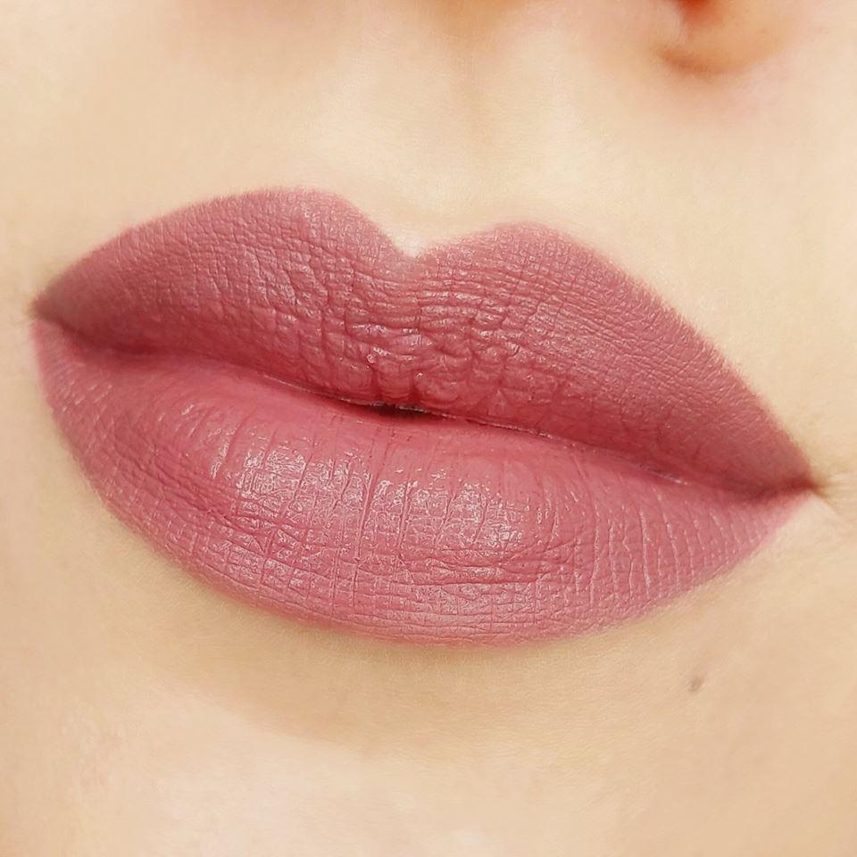 Rossetto Lipstick bio 02 - Sabbia rosata puroBIO VEGAN