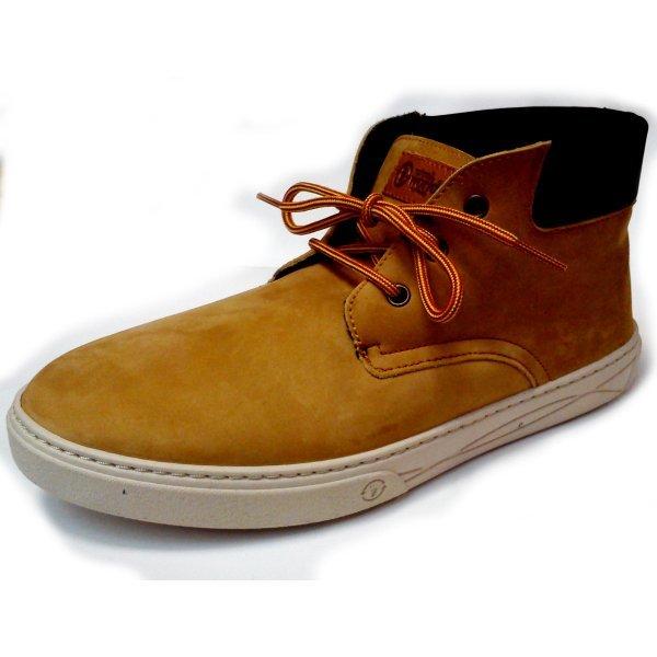 Safari man winter shoes in nabuk