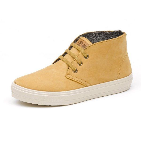Safari winter shoes in nabuk