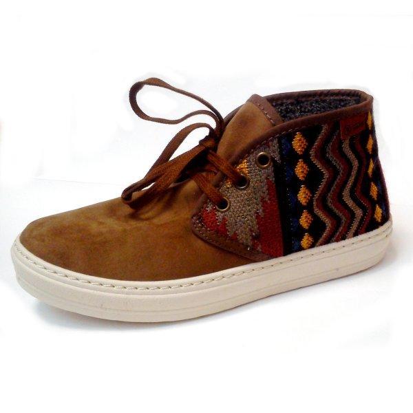 Safari Kinsasa winter suede shoes