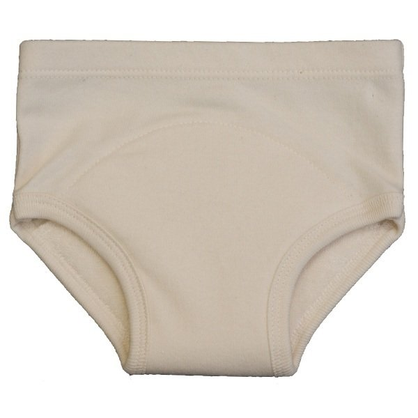 Safety panties in organic cotton