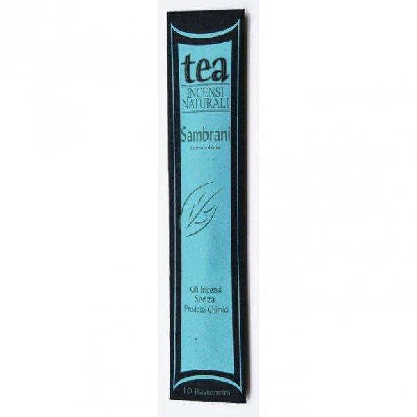 Sambrani natural incense sticks - Tea Natura