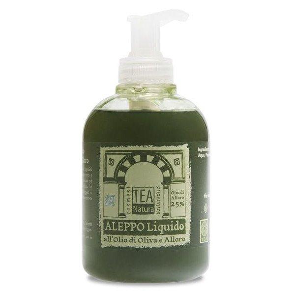 Sapone di Aleppo Liquido con Olio di Alloro al 25%