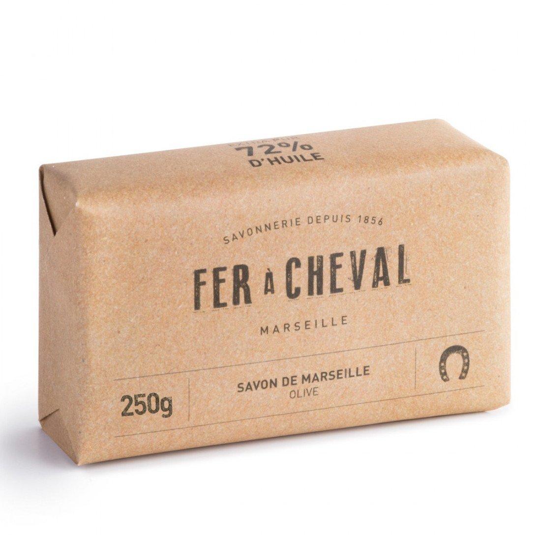 Sapone di Marsiglia all'olio d'oliva saponetta 250 g