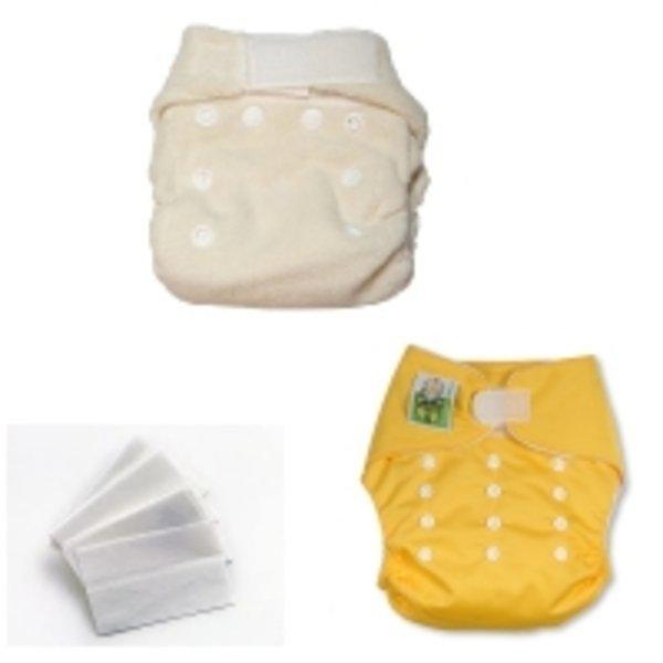 Savings kit nappies