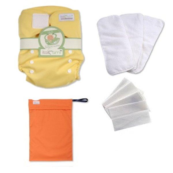 Savings kit pocket nappies