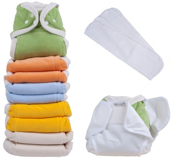 Savings kit washable nappies