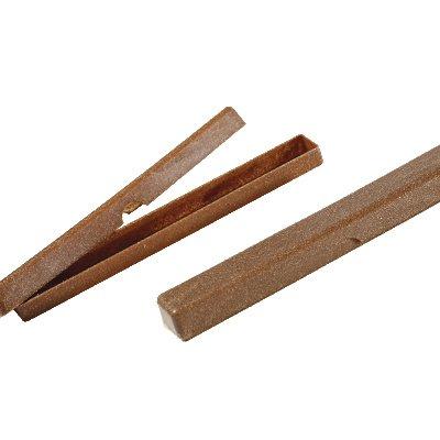 Scatola portaspazzolino in legno liquido Arboform