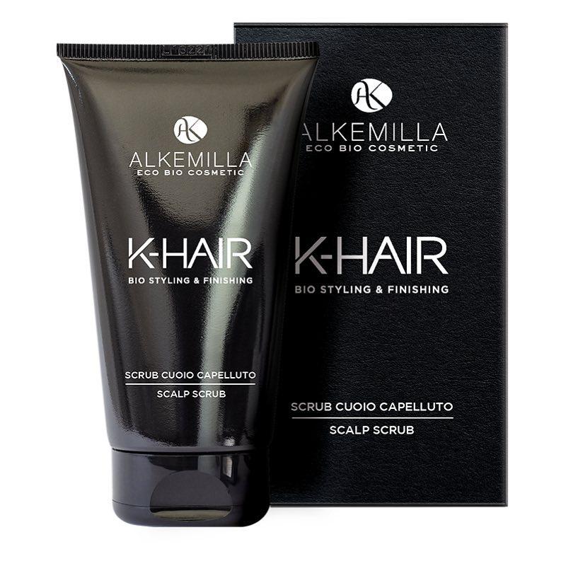Scrub Cuoio Capelluto BioVegan K-Hair Alkemilla