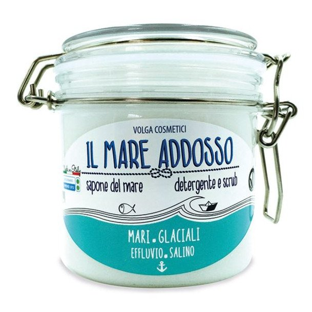 Scrub&Detergente il MareAddosso - Mari Glaciali