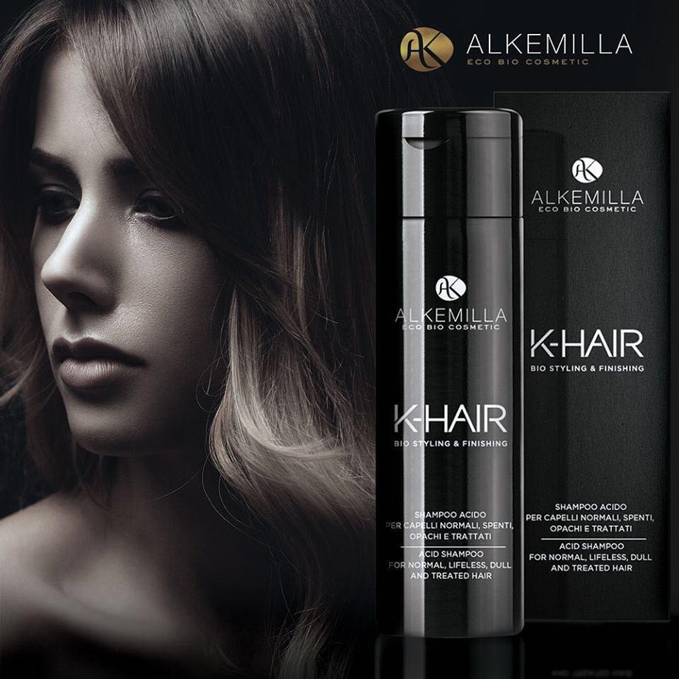 Shampoo Acido Illuminante BioVegan K-Hair Alkemilla