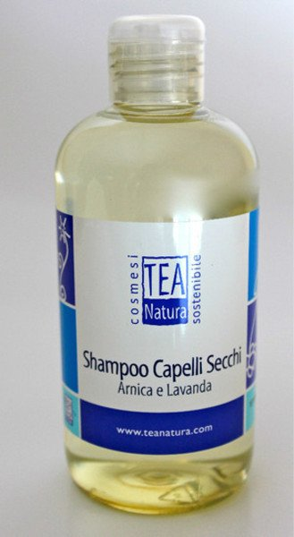 Shampoo capelli secchi TEA