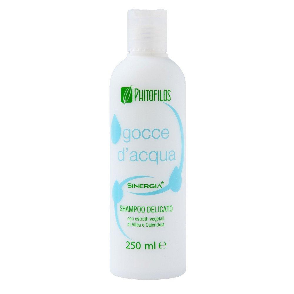 Shampoo Bio Vegan GOCCE D'ACQUA Phitofilos