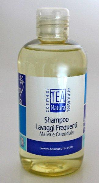 Shampoo lavaggi frequenti TEA